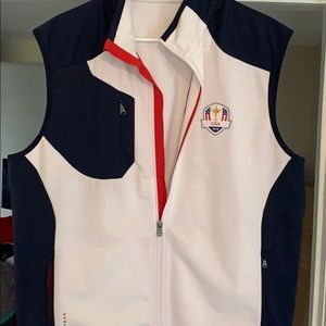 NWOT 2016 Official Team USA RIDER Cup Vest